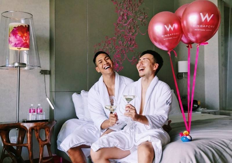 W Hotel shared user-generated content to promote inclusivity.