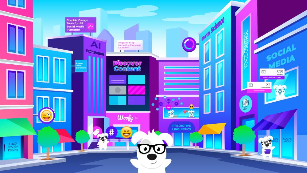 hello woofy martech startup wefunder