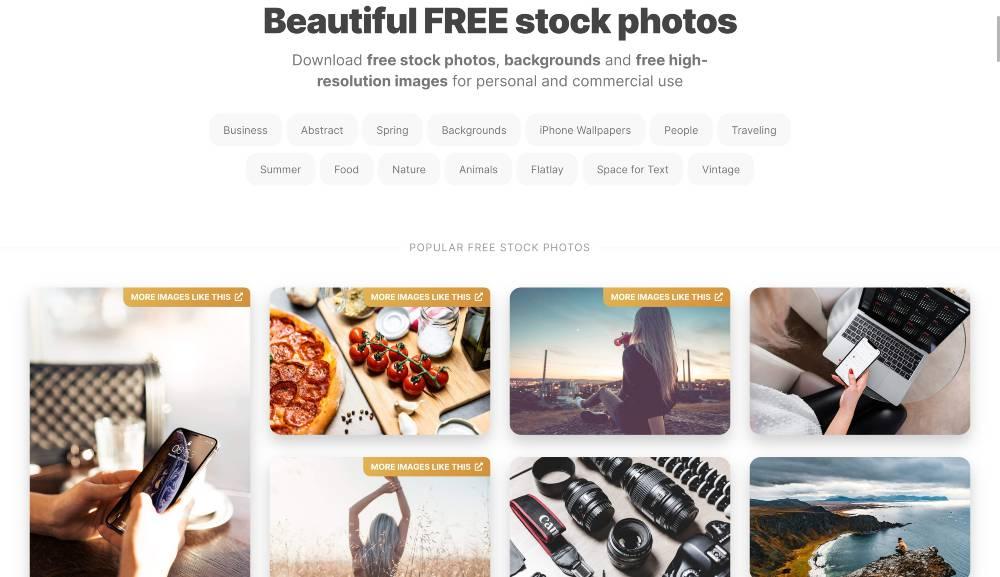 picjumbo free stock images