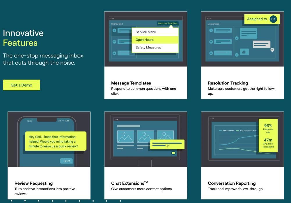 Reputation, an online reputation management platform, launches Messaging