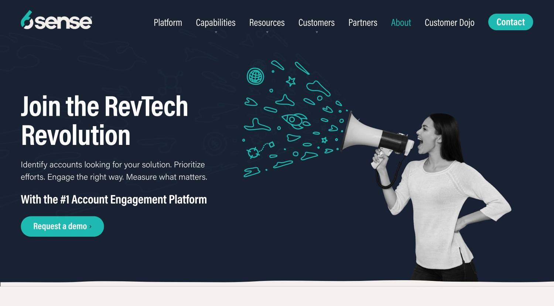 6sense abm marketing platform