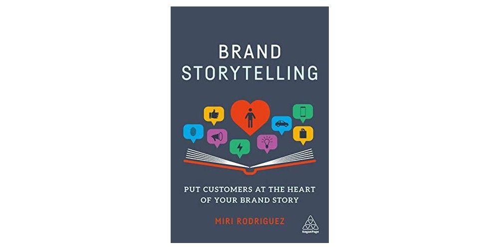 brand storytelling recommended marketing books 2021
