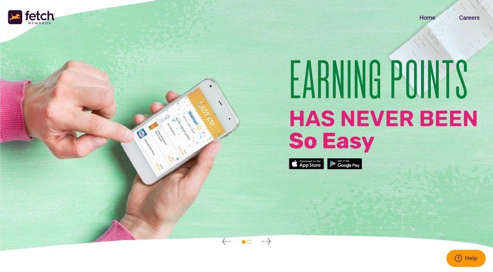fetch rewards loyalty app