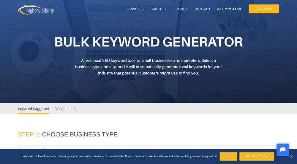 bulk keyword generator free keyword research tools seo