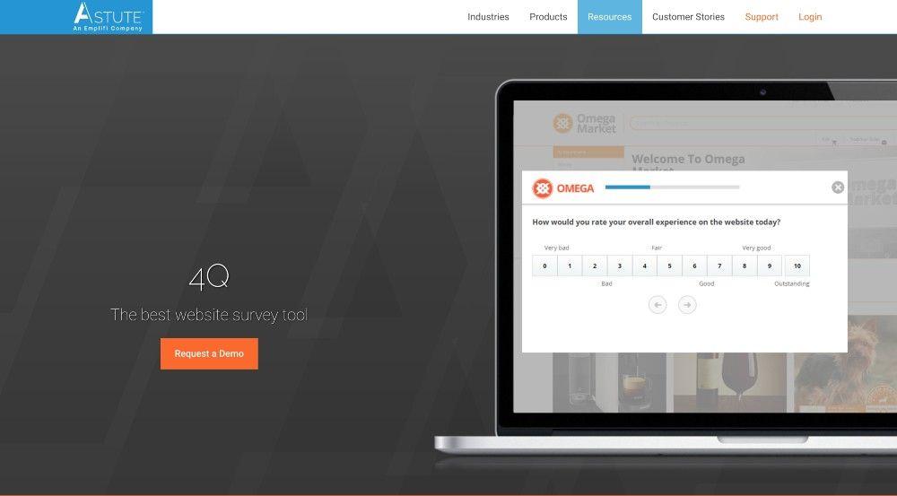 4q astute premium marketing analytics tools