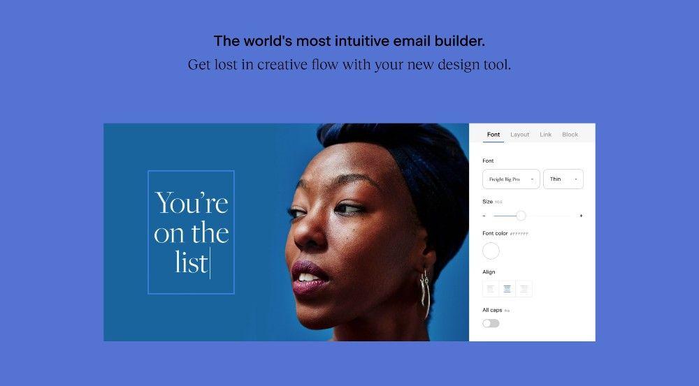 flodesk email marketing tool