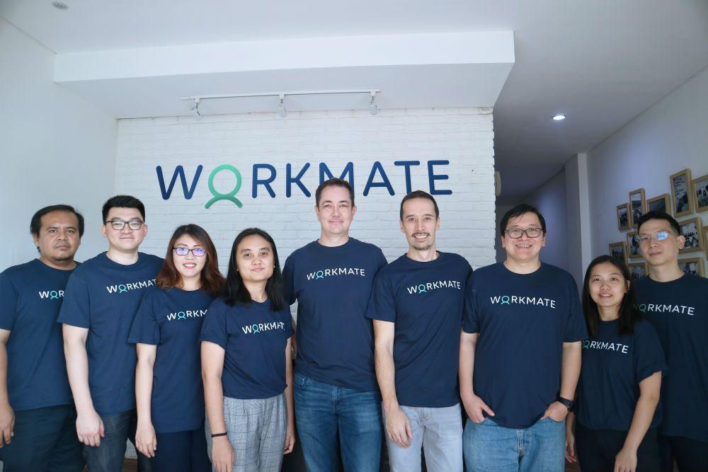 workmate crew - mathew ward ceo interview
