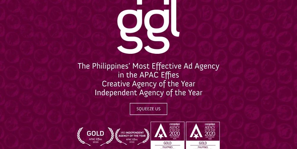 top content marketing agencies in asia pacific - gigil philippines