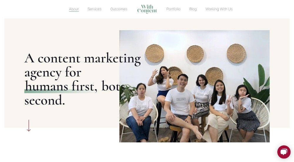 top content marketing agencies asia pacific - with content