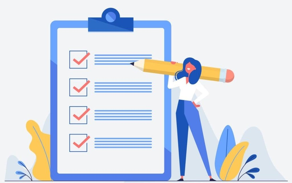 thought leadership marketing - checklists