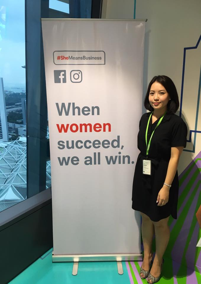 After a painful job loss, she started her own marketing agency in Singapore