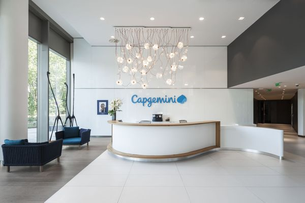 How consulting giant Capgemini used simple storytelling to reach millions