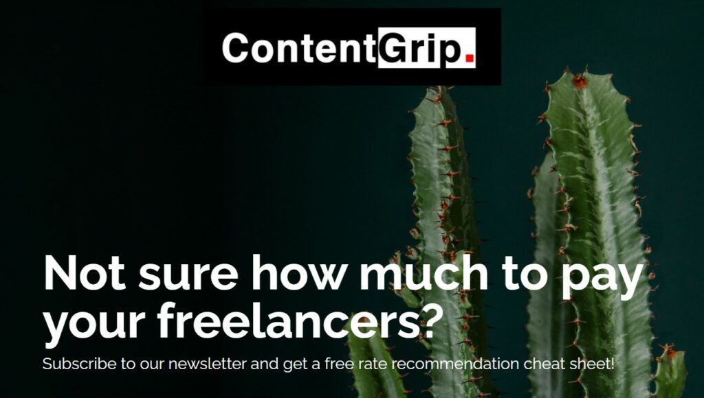 Subscribe-Contentgrip