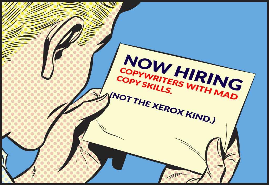 guide hiring a copywriter for websites