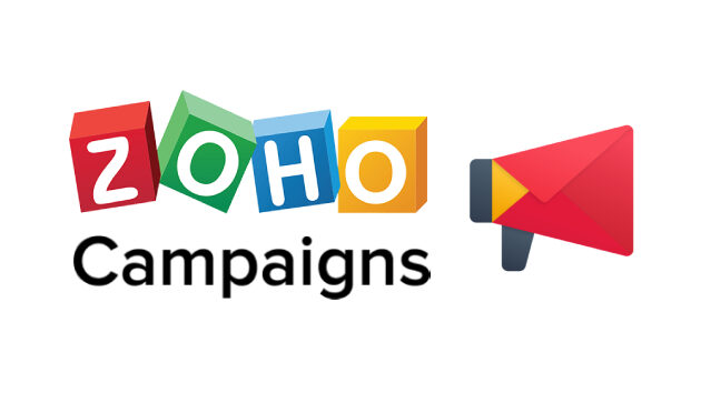 zoho campaigns - email marketing software
